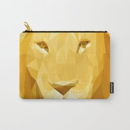 """Fragments """"Lion"""" Carry-All Pouch"""