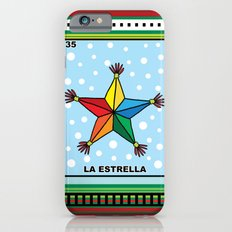 Christmas Loteria La Estrella Slim Case iPhone 6s