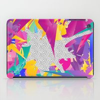 80s iPad Cases featuring 80s Abstract by Danny Ivan