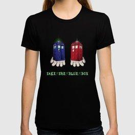 Take The Blue Box T-shirt