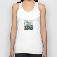 plant Tank Tops featuring Plant by LAUNCH