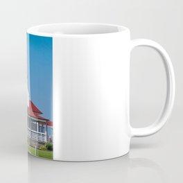 Old Coast Guard Station - Ocracoke Coffee Mug
