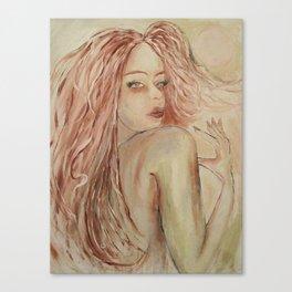 Night Spirit Canvas Print