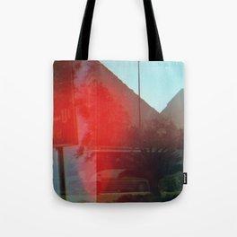 Egyptian Pyramids Tote Bag