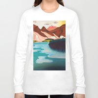 outdoor Long Sleeve T-shirts featuring Outdoor by salauliamusu
