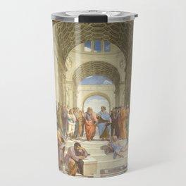 School of Athens Travel Mug