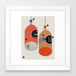 COLORADORE 023 Framed Art Print