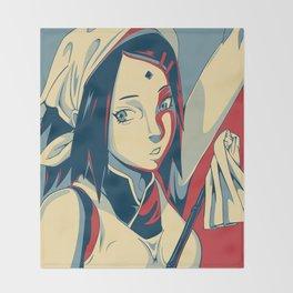 Sakura - Love Throw Blanket