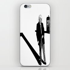 1rst Doctor... iPhone & iPod Skin