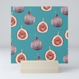 Figs #society6 #buyart Mini Art Print
