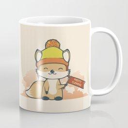 Pretty Cunning Coffee Mug