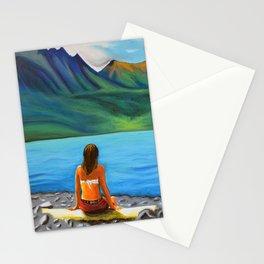 Epuyén Lake  Stationery Cards
