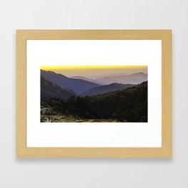 Nepal Adventure Framed Art Print