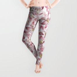 Lilies Leggings
