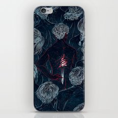 THE MURDERER iPhone Skin
