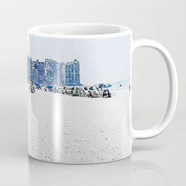 South Side of Marco Island, Florida Beach Coffee Mug