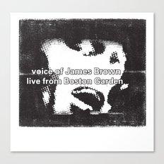 Special Report Canvas Print