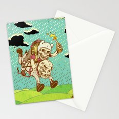 Anarchy Time Stationery Cards