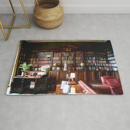 Where Fiction Becomes Truth Rug