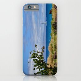 lanai in the distance iPhone Case