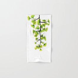 Ginkgo Hand & Bath Towel