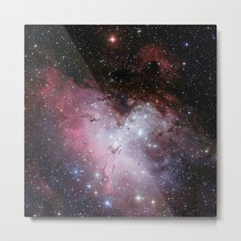 Eagle Nebula Metal Print