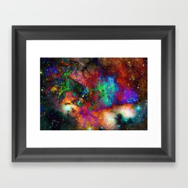 Everything is nothing 6 (therefore it was beautiful) Framed Art Print