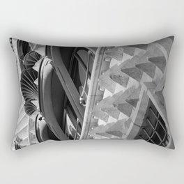 House of spikes, Lisbon, Portugal Rectangular Pillow