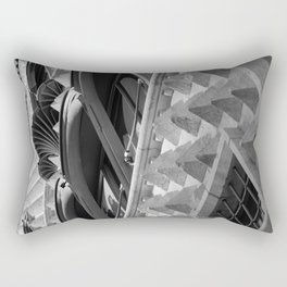 House of spikes, Lisbon, Portugal Rectangular Pillow