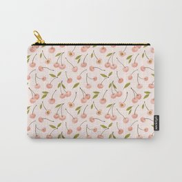 Pink cherry Carry-All Pouch