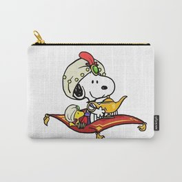 arabian snoopy Carry-All Pouch