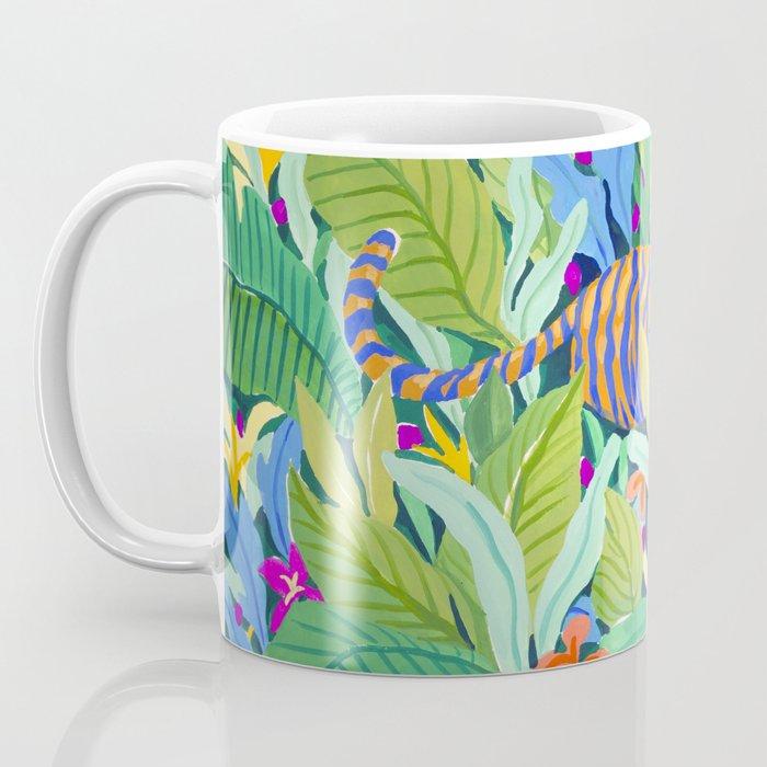 Colorful Jungle Coffee Mug