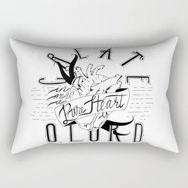 Pure Heart Rectangular Pillow