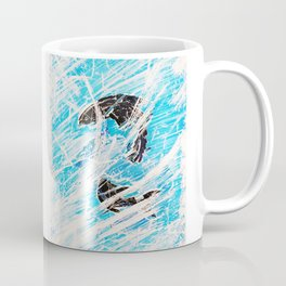 Frozen Fish Coffee Mug