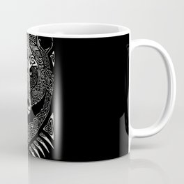 Scandinavian bear Coffee Mug