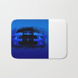 Mustang Shelby GT500 2013 Bath Mat