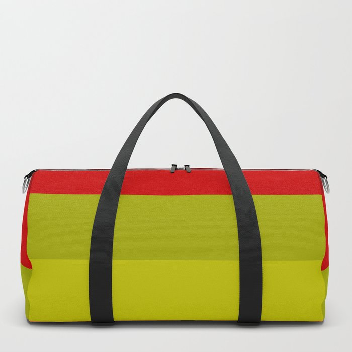e9a96fcff5d6 Warm Bright Autumn Leaves - Color Therapy Duffle Bag by desertsart ...