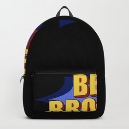 Best Brother Birthday Gift Idea Backpack
