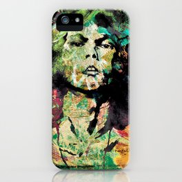 Jimmy on LSD iPhone Case