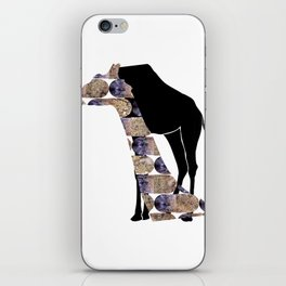 year of the horse: decapitation iPhone Skin