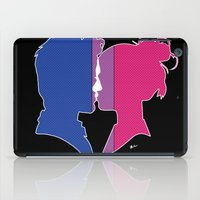 bisexual iPad Cases featuring Bisexual Love by Winter Graphics
