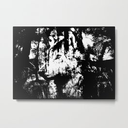 Wolfs sight Metal Print