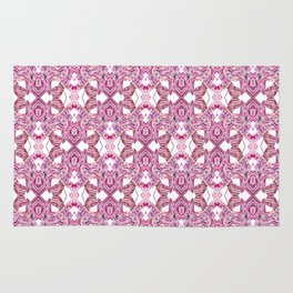 LINEA 011 Abstract Collage Rug