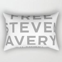 Free Steven Avery Rectangular Pillow