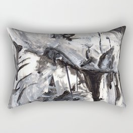 Night 009 Rectangular Pillow