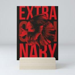 Extraordynary Mini Art Print