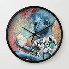 Communion Wall Clock