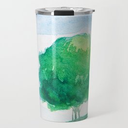 Mountain scenery 4 Travel Mug