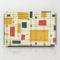 mid century iPad Cases featuring Mid-Century Modern by Studio Fibonacci