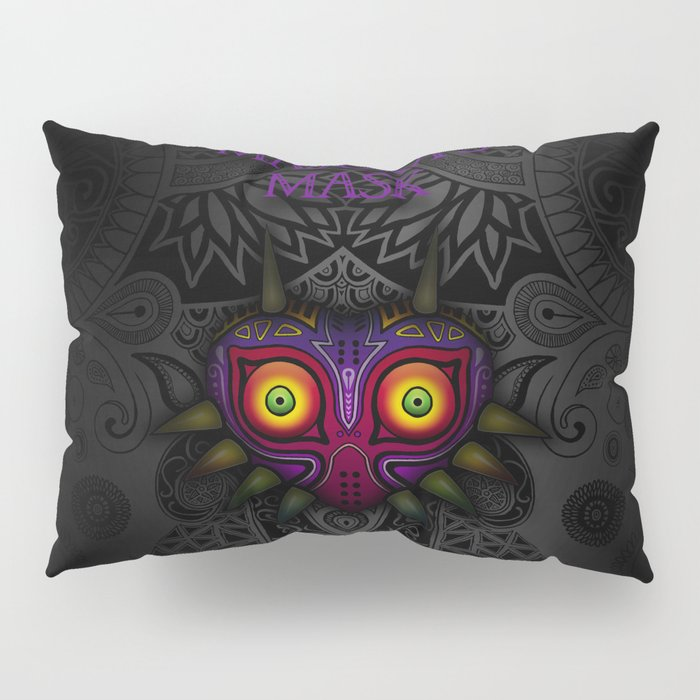 Majora's Mask Pillow Sham